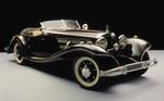 Mercedes-Benz erzählt in Schloss Dyck seine Cabriolet-Geschichte
