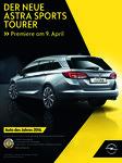 Opel Astra Sports Tourer kommt zum Händler