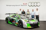 Audi liefert fünfzigsten R8 LMS aus