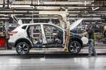 Nissan baut Qashqai-Kapazitäten aus