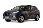 Brennstoffzellen-Carsharing mit dem Hyundai ix35 Fuel Cell