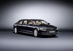 Unikat: Audi A8 in XXL