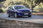 Ford überarbeitet Mondeo, S-Max und Galaxy