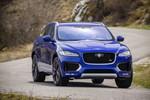 Vorstellung Jaguar F-Pace: Raubkatze fürs Gelände