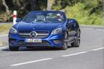 Präsentation Mercedes-Benz SLC: Ein neuer Buchstabe für den Klassiker
