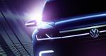 Peking 2016: Volkswagen zeigt SUV-Showcar