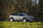 Range Rover Evoque rollt ab August ins neue Modelljahr