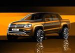 Volkswagen Amarok erhält bald das Markengesicht