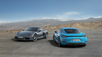 Peking 2016: Porsche Cayman verspricht den Chinesen Glück