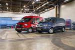 Ford Transit bekommt neuen Motor und mehr Fahrhilfen