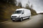 Präsentation Mercedes-Benz Sprinter: Größer und stärker