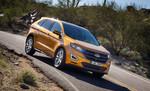 Vorstellung Ford Edge: SUV mit aktiver Geräuscheliminierung