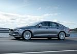Neue Typklassen-Einstufungen für Volvo S90 und V90