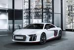 300 Siege verpflichten: Sonderserie des Audi R8 LMS