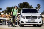 Mercedes-Benz Vans baut Sponsoring im Triathlon weiter aus