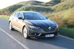 Renault Megane/Talisman: Vorteil Allradlenkung