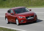 Präsentation Mazda3 Skyactiv-D105: Noch mehr himmlische Aktivitäten