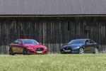 Jaguar XE und XF Diesel mit Allradantrieb