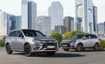 Mitsubishi verkaufte über 100 000 Plug-in Hybrid Outlander