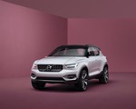 Volvo enthüllt Konzeptfahrzeuge 40.1 und 40.2