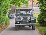 Erfahrungen mit einem Land Rover von 1951: Totaler Minimalismus