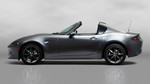 Mazda MX-5 RF erlebt seine Europapremiere in Goodwood