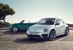 Volkswagen frischt den Beetle auf