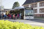 Madrid bestellt 82 Erdgasbusse von Mercedes-Benz