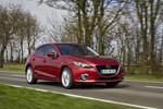 Mazda3 fünffacher Millionär
