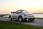 Pressepräsentation VW Beetle Dune: Ein Volkswagen für den Fahrspaß