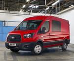 Ecoblue-Motoren für Ford Transit und Transit Custom