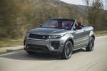 Das Range Rover Evoque Cabriolet ist da