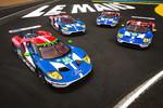 Le Mans 2016: Ford will's wieder wissen