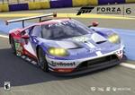 Ford GT Race für die X-Box