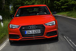 Vorstellung Audi S4: Goldene Mitte