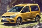 Volkswagen bringt Caddy Family