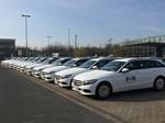 Mercedes-Benz liefert 250 C-Klassen an Zech Group