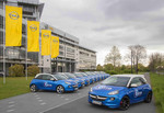 Opel und Wrigley kooperieren