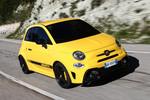 Vorstellung Fiat Abarth 595 Competitione: Extrem extrovertiert