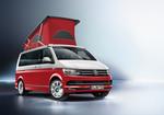 Volkswagen bringt California-Sondermodelle