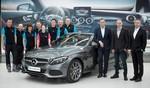 Mercedes-Benz startet Produktion des C-Klasse Cabriolet