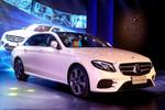 Mercedes-Benz startet Produktion der langen E-Klasse in China