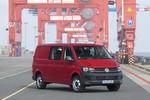 Volkswagen bringt Transporter Kastenwagen Plus