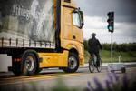 Mercedes-Trucks: Der Lkw wird zur rollenden Datenzentrale
