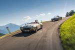 Mercedes-Benz tritt bei der Silvretta mit fünf Fahrzeugen an