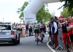 Skoda begleitet die Deutsche Radmeisterschaft