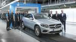 Mercedes-Benz startet GLC Coupé-Produktion in Bremen