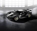 Ford bringt GT-Sondermodell '66 Heritage Edition