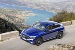 Vorstellung Mercedes-Benz GLC Coupé: Sportwagen unter den Mid-Size-SUV