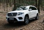 Fahrbericht Mercedes-Benz GLS 500 4Matic: Von höherer Warte